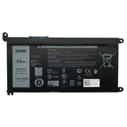 BATTERY FOR NOTEBOOK DELL...