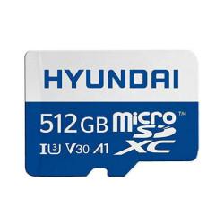 MICRO SD HYUNDAI 512 GB 4K