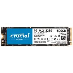 CRUCIAL P2 500 GB IÇERKI SSD
