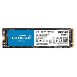 CRUCIAL 2 TB IÇERKI SSD