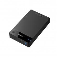"""UGREEN US222 3.5"""" DAŞKY USB-HDD ÜÇIN KORPUS"""